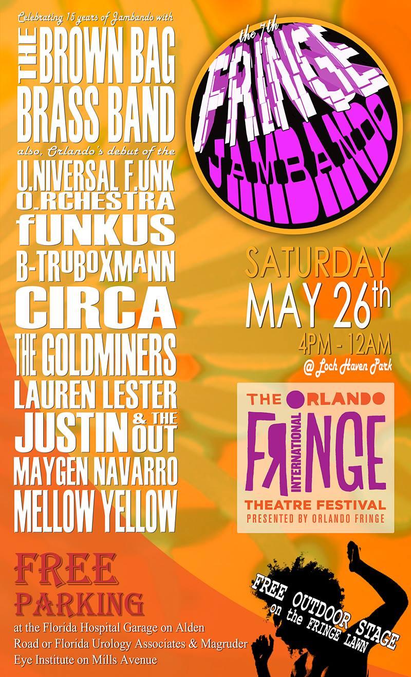7th Annual Fringe Festival