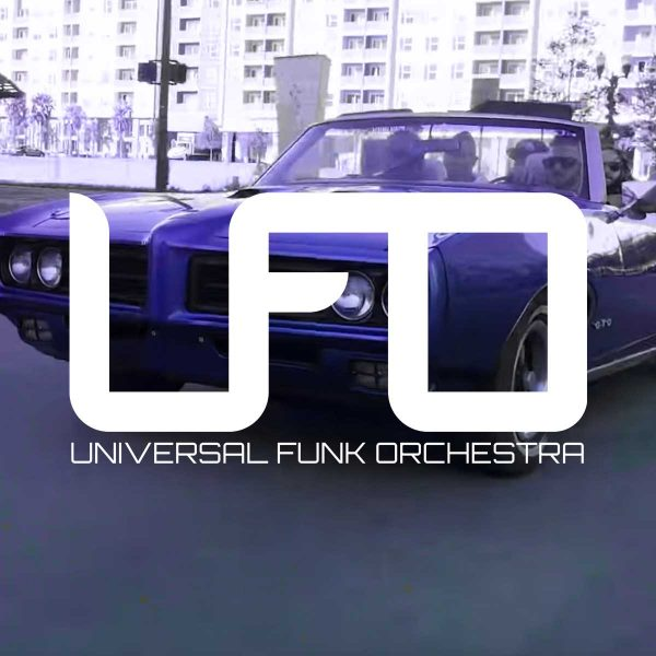 the universal funk orchestra band