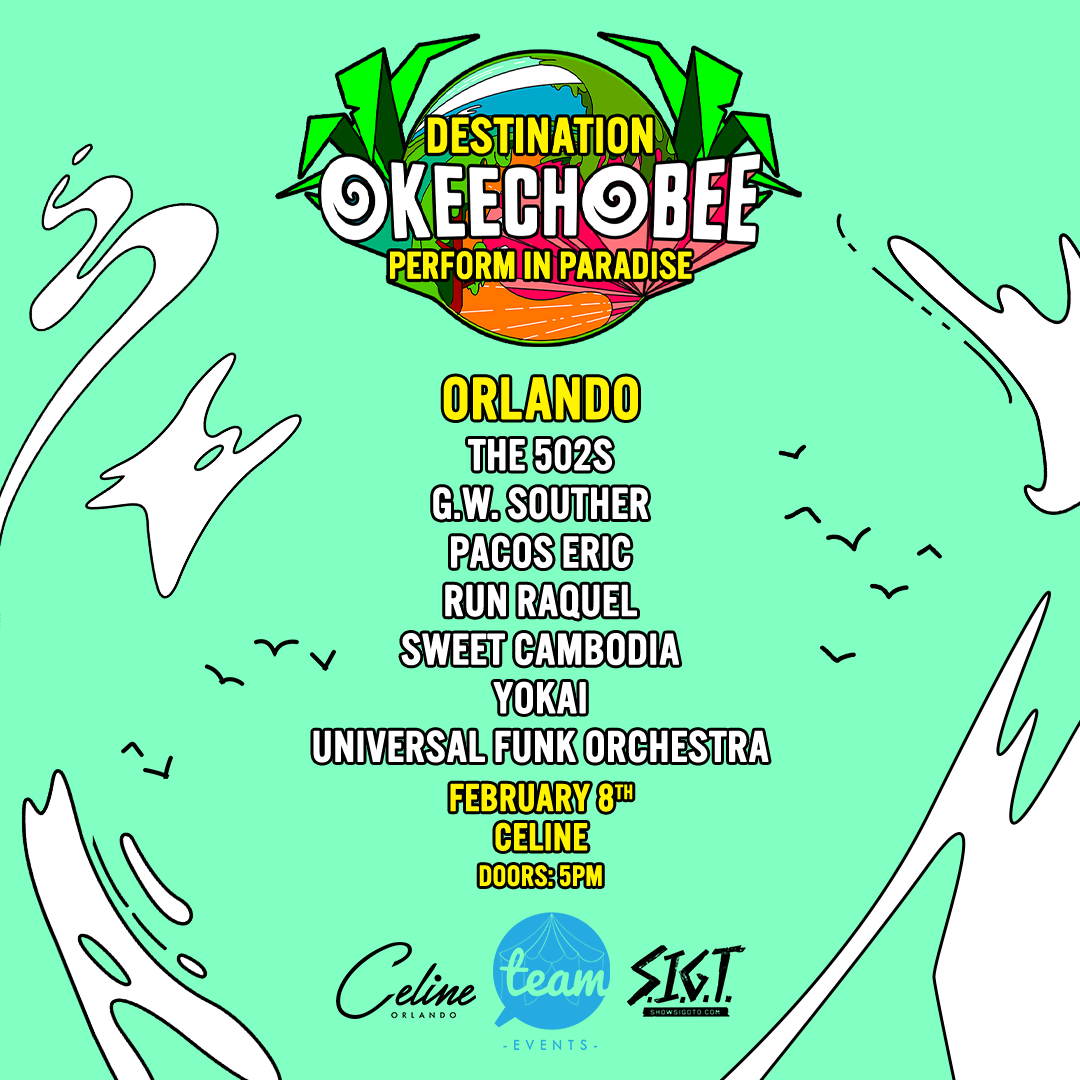 UFO Battle For Okeechobee Music Festival