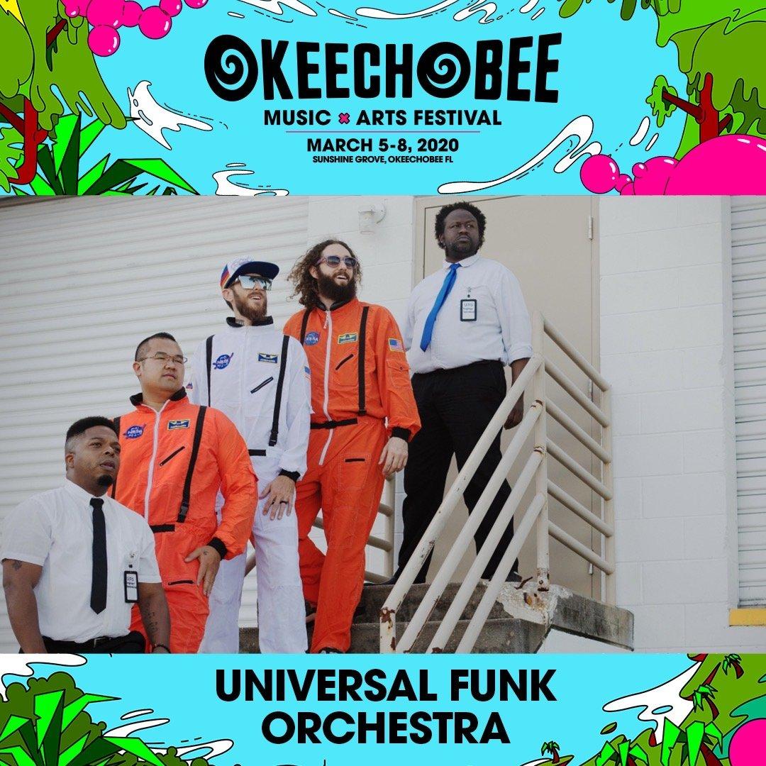 Okeechobee Music and Arts Festival 2020